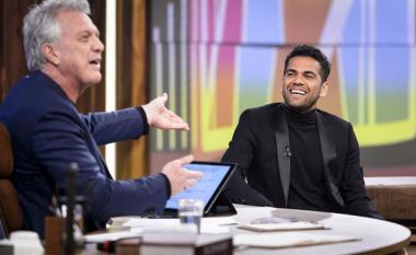 Alves zbulon të ardhmen gjatë një interviste në një televizion brazilian