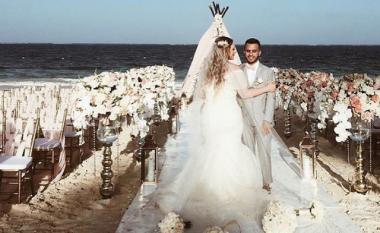 Dasma e dytë e vajzës së Fadil Berishës (Foto)
