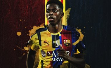 Dembele: Barça u përpoq të më transferoj