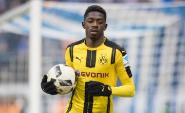 Dortmundi del me komunikatë për të ardhmen e Dembeles