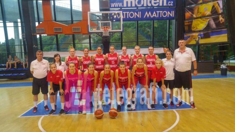 Ekskluzive! Diana Kozniku, trajnere kondicionale e kombëtare kroate të basketbollit të femrave