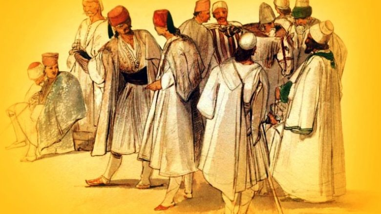Shqiptarët dhe këngët erotike për dylberët