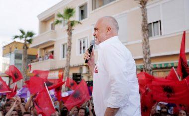 Rama: Vlora bën bashkë Kosovën dhe Shqipërinë