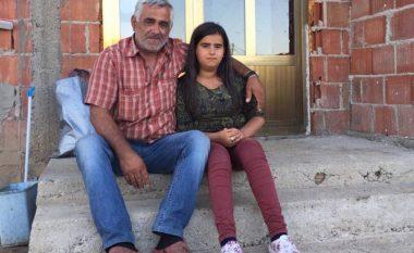 Elmedina e vogël dhe lufta e saj për shërim: E harruar nga shteti, por jo edhe nga vullnetmirët (Foto)