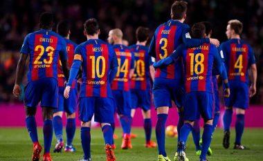 Barcelona e sezonit të ri, nga një transferim në çdo pozitë dhe Messi në mesfushë (Foto)