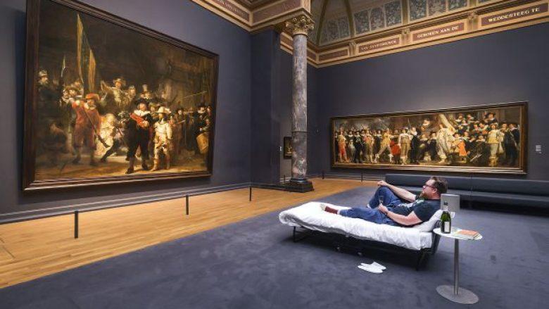 Një natë në muze (Video)
