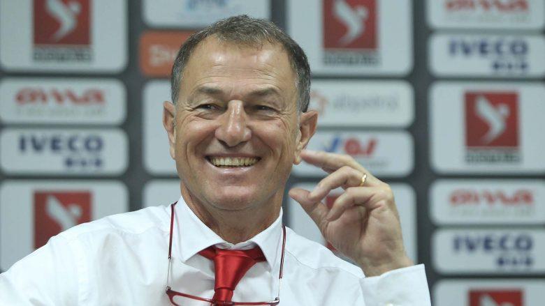 Iku i përlotur nga Shqipëria, por Gianni de Biasi do të rikthehet më 25 qershor