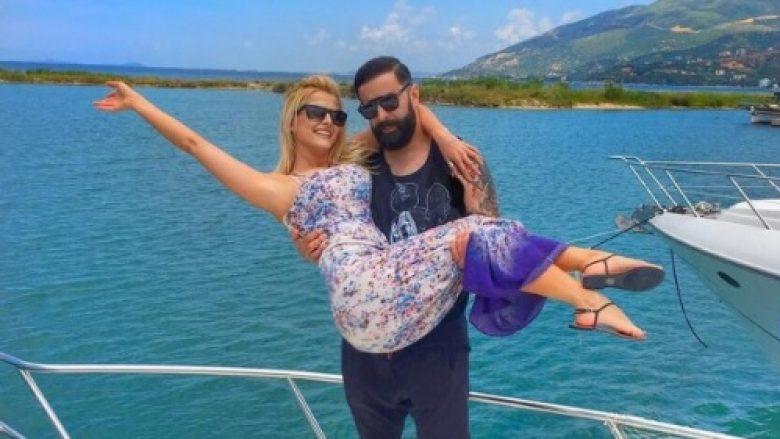 Geti e Marina për pushime në plazhet e Miamit (Foto)