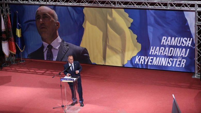 Haradinaj: Nuk do të rrimë duarkryq veç duke u ankuar