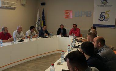 Gërxhaliu: Zhvillimi ekonomik është garanci e qëndrimit të shqiptarëve në Luginë