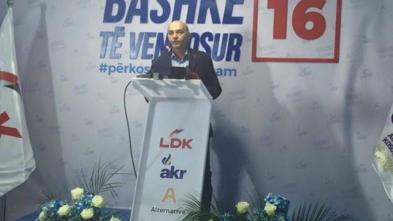 Mustafa nuk i beson Exit Pollit, thotë se është i porositur (Video)