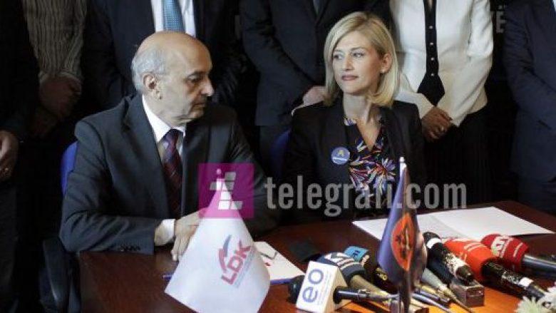 Kusari-Lila: Nëse LDK hyn në koalicion me PAN-in, ne largohemi