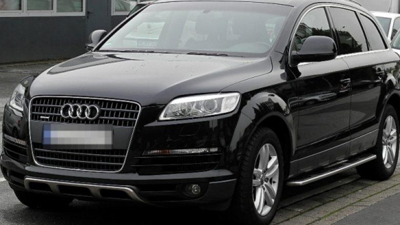 Më në fund shitet 'Audi Q7' i Komunës së Prishtinës (Foto)