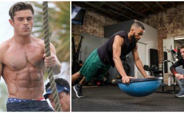"""Gazetari e provoi dietën """"Baywatch"""" të Zac Efronit për dy muaj, shikoni rezultatet (Foto)"""