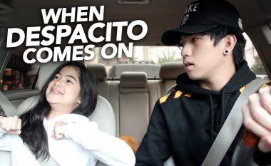 """Kur kënga e famshme """"Despacito"""" shfaqet në radio – reagimet interesante të fansave të saj (Video)"""