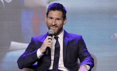 Messi nuk e përjashton mundësinë e transferimit në Kinë