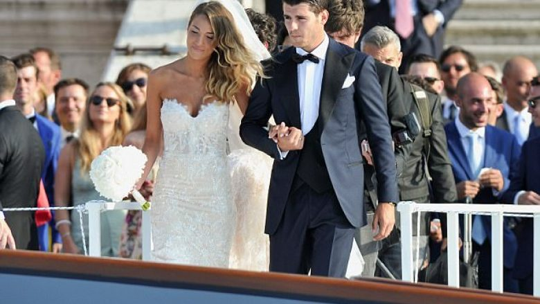 Tre dasma te Reali: Martohet Morata, Kovacic dhe Danilo (Foto/Video)