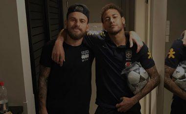 Neymari e pranon që e do te Barcelona ish të dashurin e motrës së tij