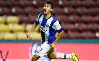 """Milan e Barcelona """"luftë"""" për sulmuesin Portos"""