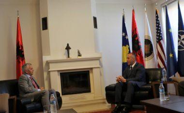 Haradinaj takohet me Minxhozin, flasin për zgjedhjet e Kosovës