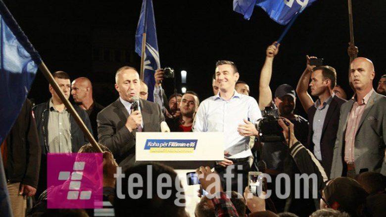 """""""Haradinaj po bën propagandë, ftesat për partitë duhet t'i bëjë bartësi i listës së koalicionit PAN – Kadri Veseli"""""""