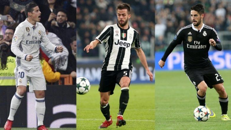 Origjinat e lojtarëve të finales Juventus-Real Madrid, fëmijëri të vështira dhe varfëri e skajshme (Foto)