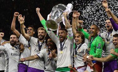 Top 10 klubet më të mira të të gjitha kohërave – Reali i pari, Liverpooli i dhjeti (Foto)