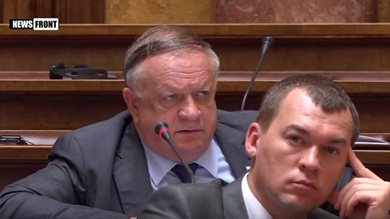 Deputeti rus kërcënon haptas Kosovën: E di se çfarë ka bërë Thaçi, NATO mori një pozicion proshqiptar (Video)