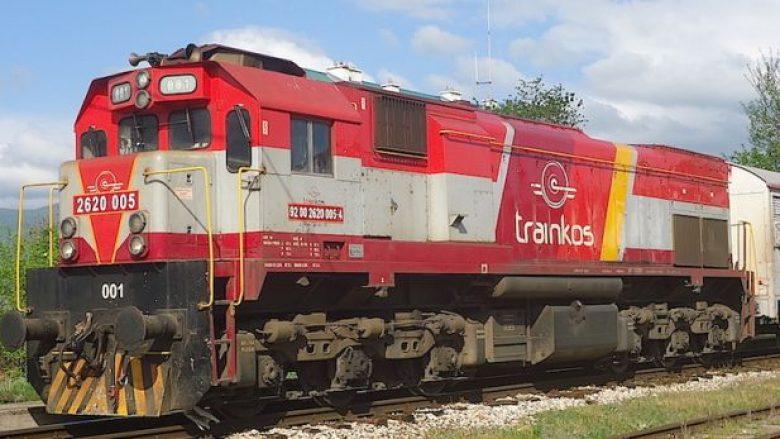 """""""Trainkos"""" e kërkon Policinë në trena dhe stacione"""