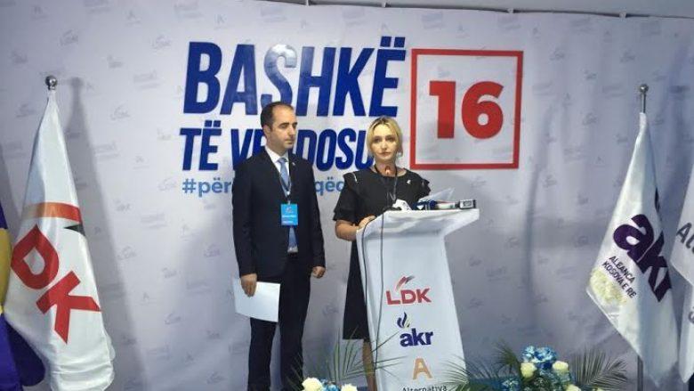 Maloku: LDK është e kënaqur sepse kemi 60 mijë votues më tepër (Video)