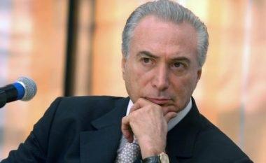 Presidenti i Brazilit akuzohet për korrupsion