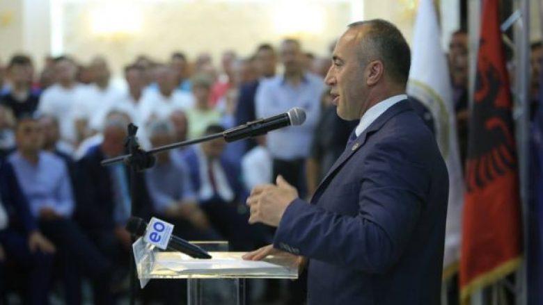 Haradinaj: Nuk ka forcë që më detyron që kufiri me ra nga Qafa e Çakorrit (Video)
