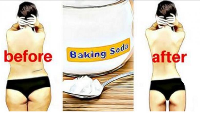 Shpejtoni procesin e humbjes së peshës me ndihmën e sodës së bukës