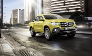 Mercedes prezantoi pick-up e ri (Foto)