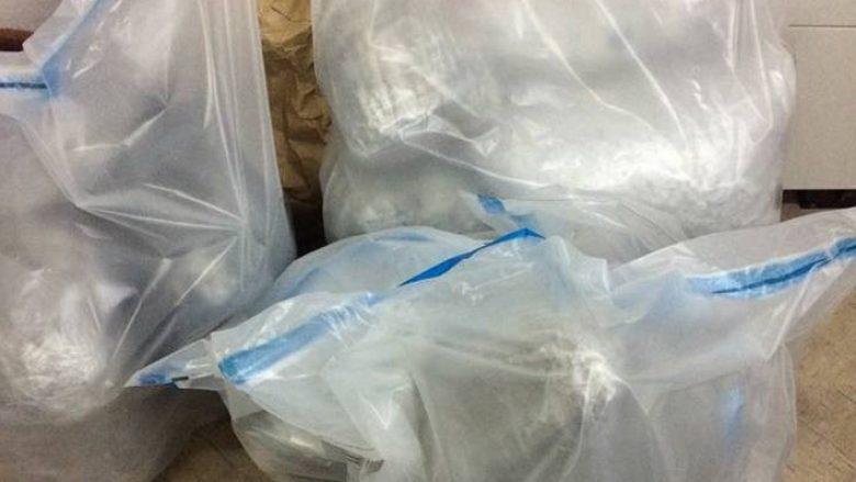 Detaje për kapjen e 15 tonëve të drogës në Vlorë
