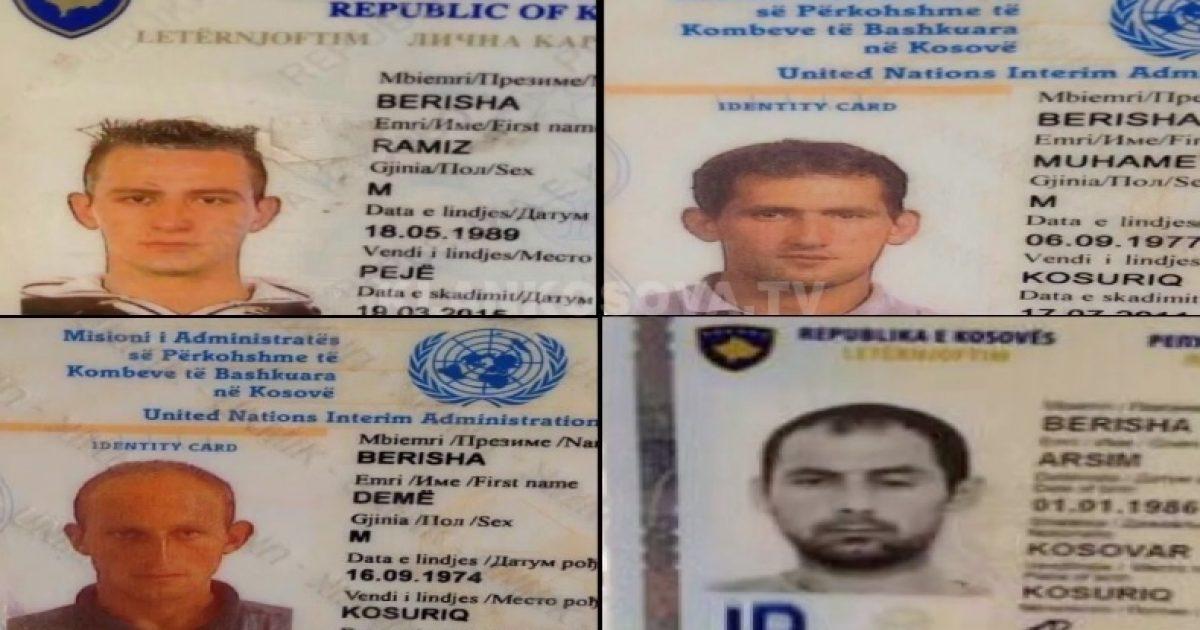 Vrasja e dyfishtë në Kosuriq  Familja Berisha mbeti pa asnjë mashkull  familjarët e tre të dyshuarve thonë se s kanë pasë probleme me të vrarët