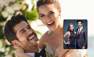 Gruaja e 'Kemalit' e imitoi 'Nihanin' – ish të dashurën e aktorit, në ditën e martesës (Foto)