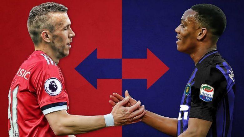Unitedi nuk dëshiron të largojë Martialin