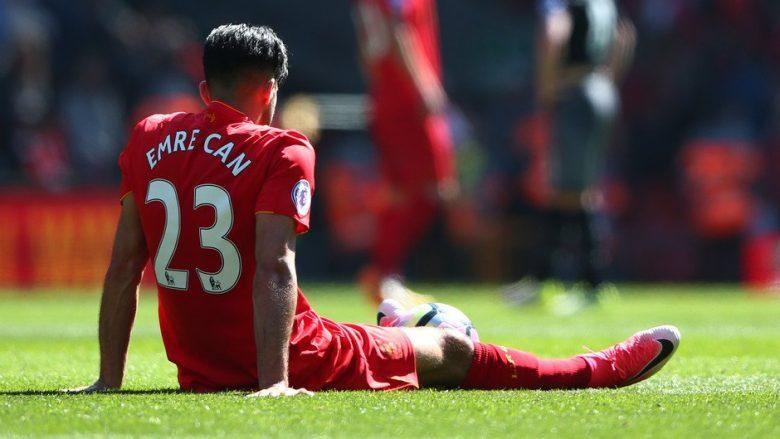Emre Can drejt rinovimit me Liverpoolin