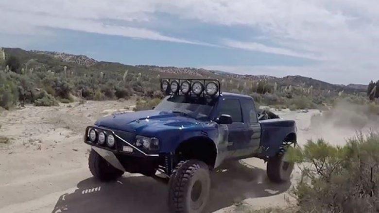 Transformimi i Ford Rangerit, në makinë për të gjitha terrenet (Video)