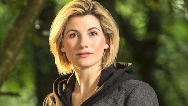 Jodie Whittaker, femra e parë që do të luajë Doctor Who