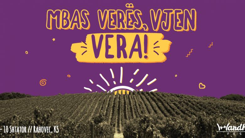 """""""Mbas verës, vjen vera"""", moto e HardhFest 2017"""