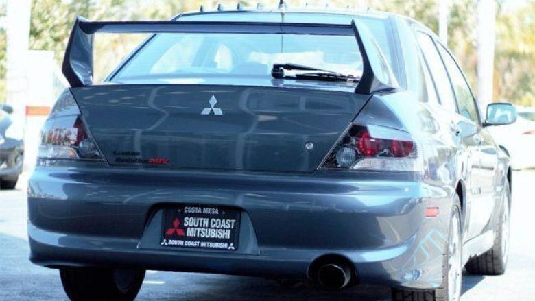 Mitsubishi i rrallë shitet përmes internetit për një shumë marramendëse (Foto)
