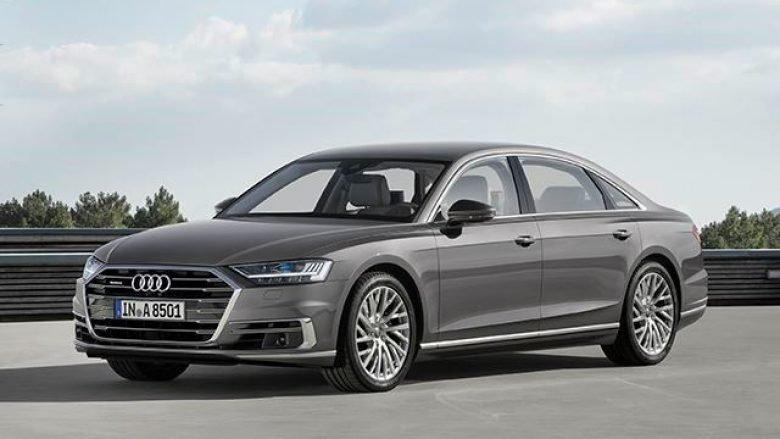 Publikohet modeli A8, Audi me teknologjinë më të avancuar deri më tani (Foto)