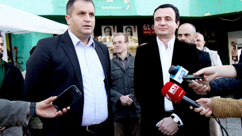 Shpend Ahmeti tërhiqet nga mandati i deputetit