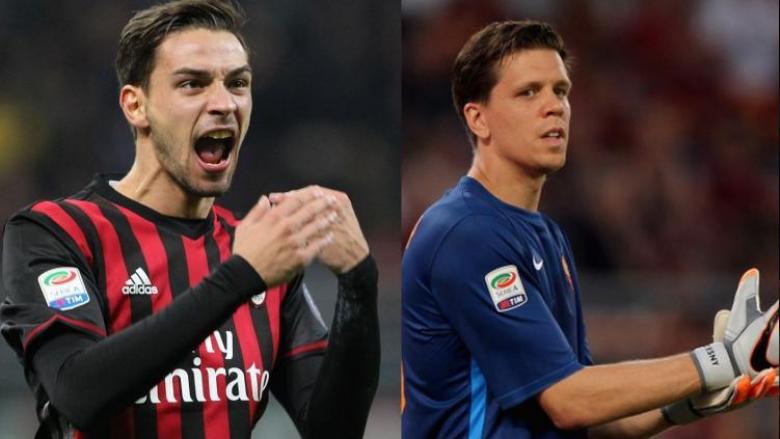 Juventusi arrin marrëveshje me Szczesnyn, gati edhe De Sciglio