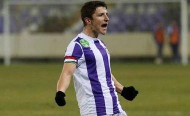 Bardhi debuton me gol te Levante