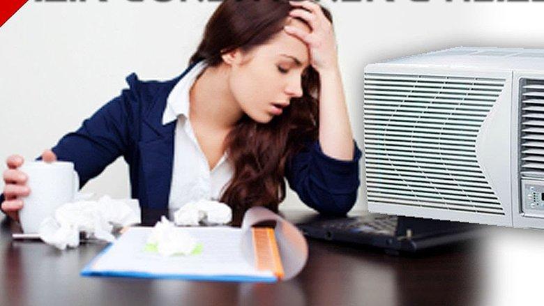 Për shkak të klimës a mund të na dhembin sinuset?