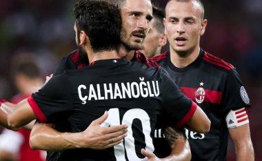 Formacionet zyrtare: Craiova – Milan