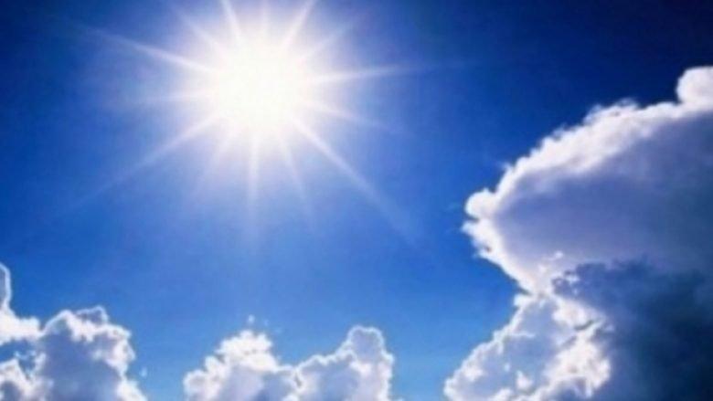 Këtë javë temperatura të ulëta, të mërkurën 37 gradë celsius